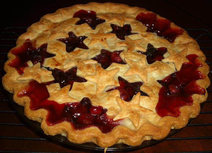 Triple Cherry Pie Filling